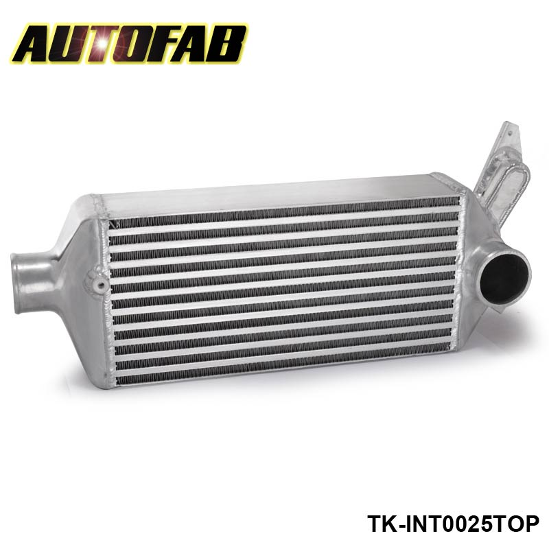 AUTOFAB- T6061 Full Aluminum Performance Spec.Cooler Turbo Intercooler For 08-14 WRX EJ25 GH GRB GEE TK-INT0025TOP(China (Mainland))