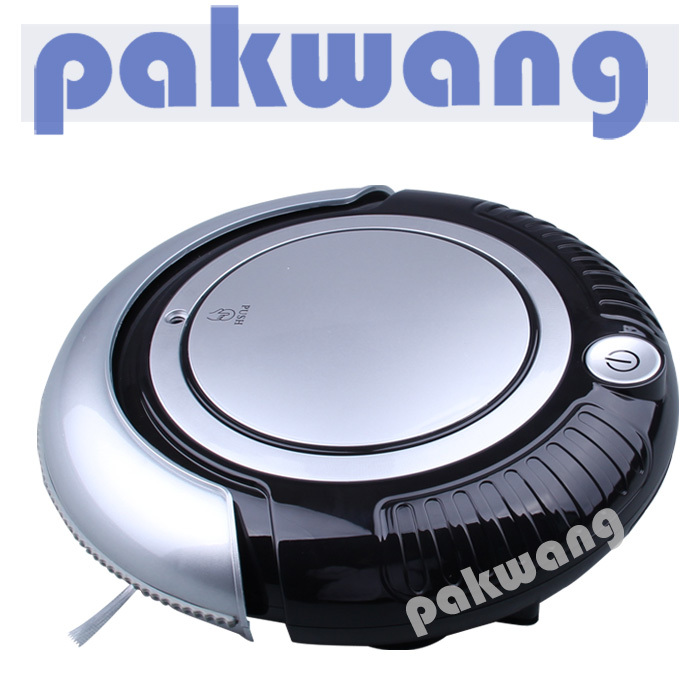 Robot Vacuum Cleaner,Wet cleaning with water Dry Mop,2 Brush,TouchScreen,Tone,HEPA,Schedule,VirtualWall,SelfCharge,UV Lamp(China (Mainland))