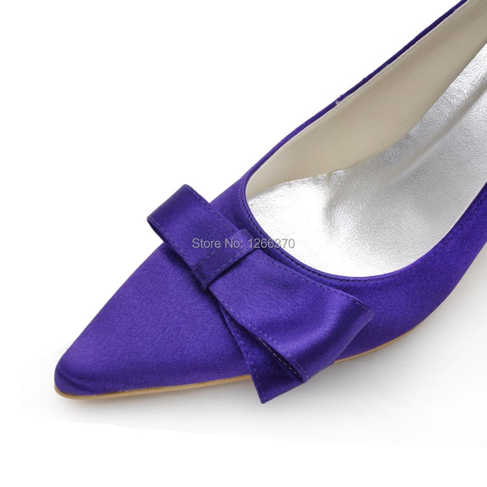 Deep Purple High Heels
