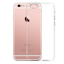Buy Esamday Ultra Thin Soft TPU Gel Original Transparent Case iPhone 6 6s 6Plus 6sPlus Crystal Clear Silicon Cover Phone Cases for $1.09 in AliExpress store