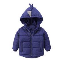 2 renkler!!! Erkek ceket kış ceket çocuk giyim kış tarzı bebek Goys ve kız sıcak tutan kaban giysileri için 2-6 yıl(China)