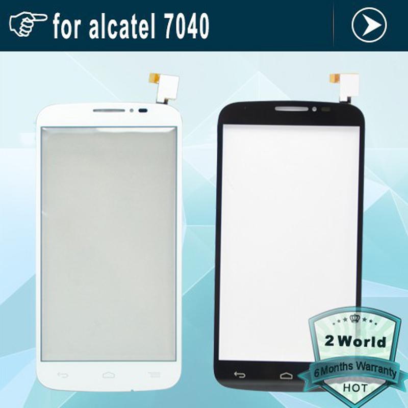 Touch Screen Digitizer Alcatel One POP C7 Dual 7040E 7041D 7040A 7040 7041 OT7040 OT7041  -  2world Fast service Phone parts store
