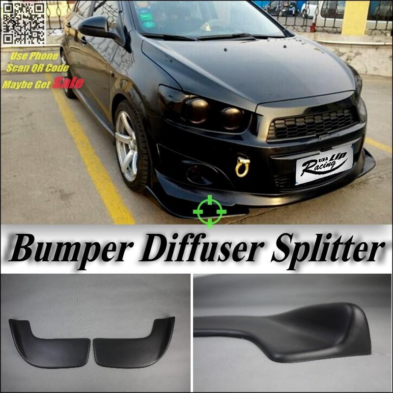 BMW X1 E84 F48 2009~2016 Splitter Diffuser Deflector Fin 2