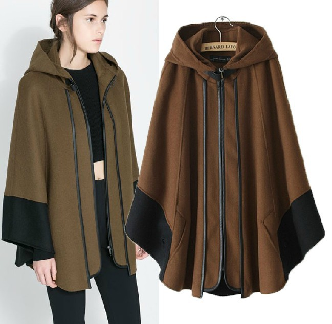 Watch more like Cape Coats For Women