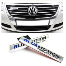 vw Volkswagen 3d metal car stickers, Golf 6 7 Jetta Tiguan emblem bluemotion sticker covers, auto styling - XULAN Car Parts City store