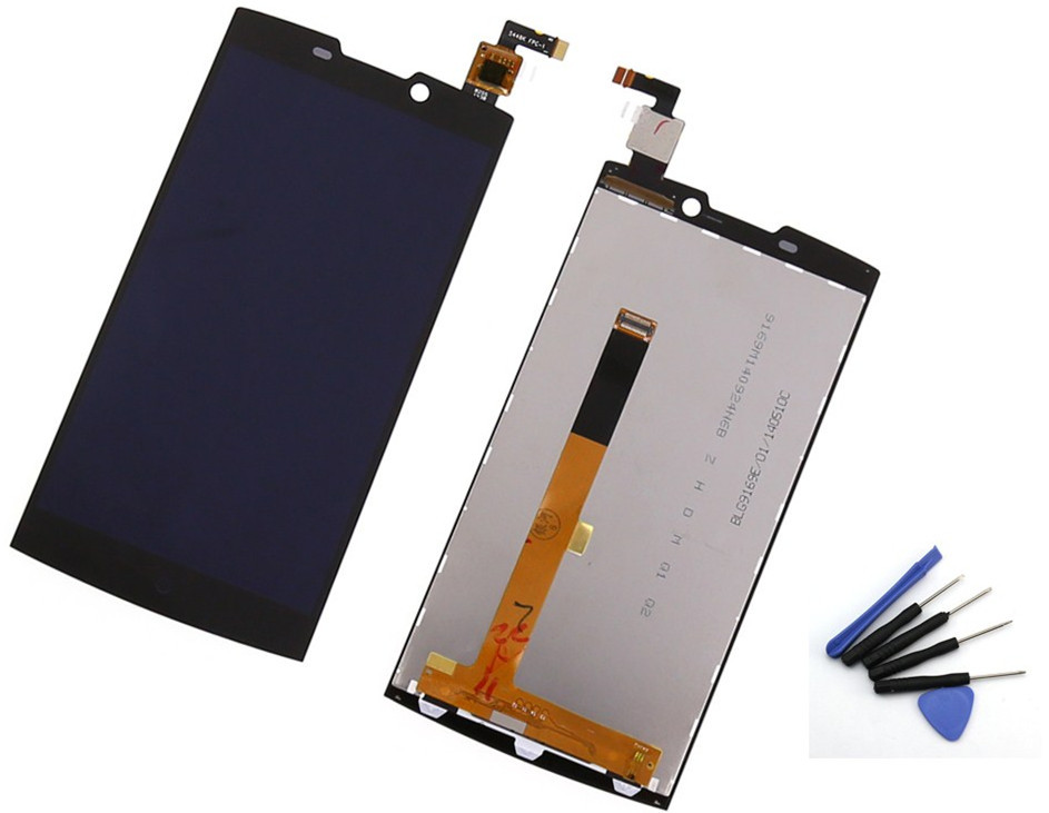 New Highscreen Boost 2 II SE Smartphone touch Screen Panel Digitizer + LCD Display Matrix Combo Assembly+Tools. Free Shipping