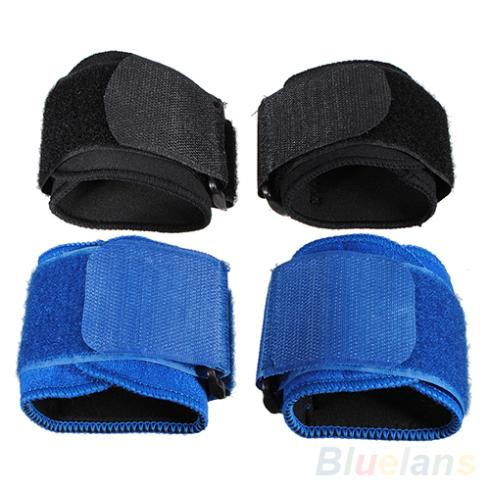 Adjustable Sport Wristband Wrist Brace Wrap Bandage Support Band Gym Strap Safety 091E(China (Mainland))