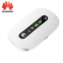GENUINE Huawei E5331 3G MOBILE WiFi WIRELESS Modem Hotspot MOBILE ROUTER WHITE(China (Mainland))