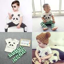 Beansprouts 2015 BOYS summer male child clothing girls short-sleeve T-shirt baby cartoon short-sleeve T-shirt BOYS CLOTHING