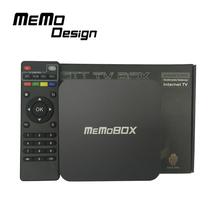 MEMOBOX MBX-Q Android TV Box Quad Core Amlogic S805 1G/8G Smart TV Media Player KODI XBMC WiFi IPTV Miracast DLNA Set-top box(China (Mainland))