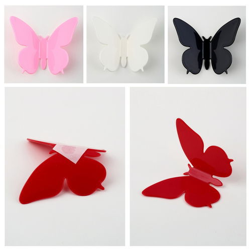 Art Butterfly Wall Stickers DIY Wall Decoration 3d Butterfly Wall