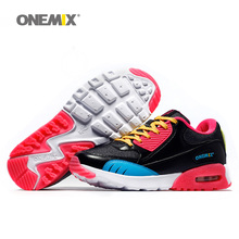 Woman Running Shoes Max Nice Retro Run Athletic Trainers For Women Red Pink Zapatillas Sports Shoe Outdoor Walking Sneakers