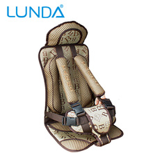 Child Safety Car Seats Thickening,  0 - 6 Years Baby Car Seat, baby auto cushion , Free shipping(China (Mainland))