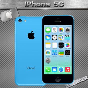 """Первоначально открынный Apple , iPhone 5C сотовых телефонов 16 ГБ 32 ГБ двухъядерный WCDMA + WiFi + GPS 8MP камера 4.0 """" мобильный телефон смартфон"""