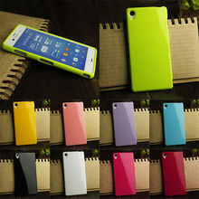 Buy S LINE Anti Skiding Gel TPU Slim Soft Matte Case Sony Xperia Z3 L55T D6603 D6643 Cell Phone Rubber Silicon Protective Cover for $1.21 in AliExpress store