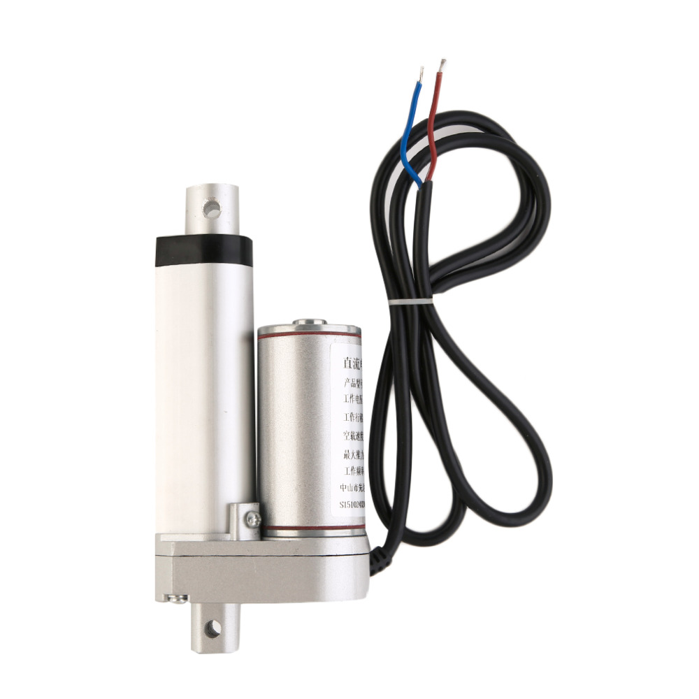 2016 NEW & High Quality Multi-function Linear Actuator Motor DC12V 50mm Stroke Heavy Duty 500N Lift(China (Mainland))