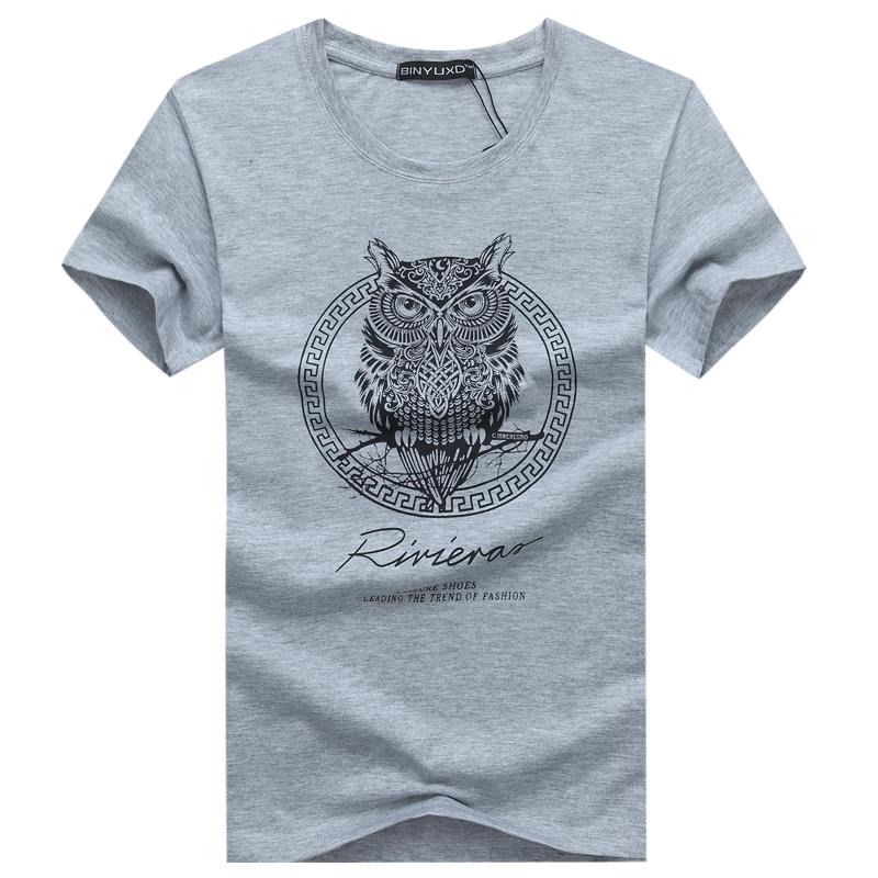 Short Sleeve Cotton Slim men large size T Shirt Casual Fashion T-shirt Famous Brand Design new Arrival Men Summer Style