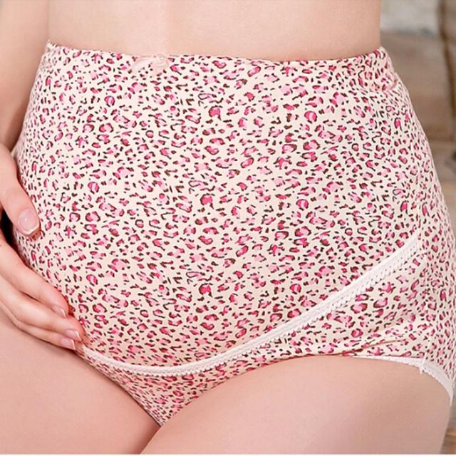 Регулируемые беременных женщин беременным высокая талия белье опоры держать живот ...