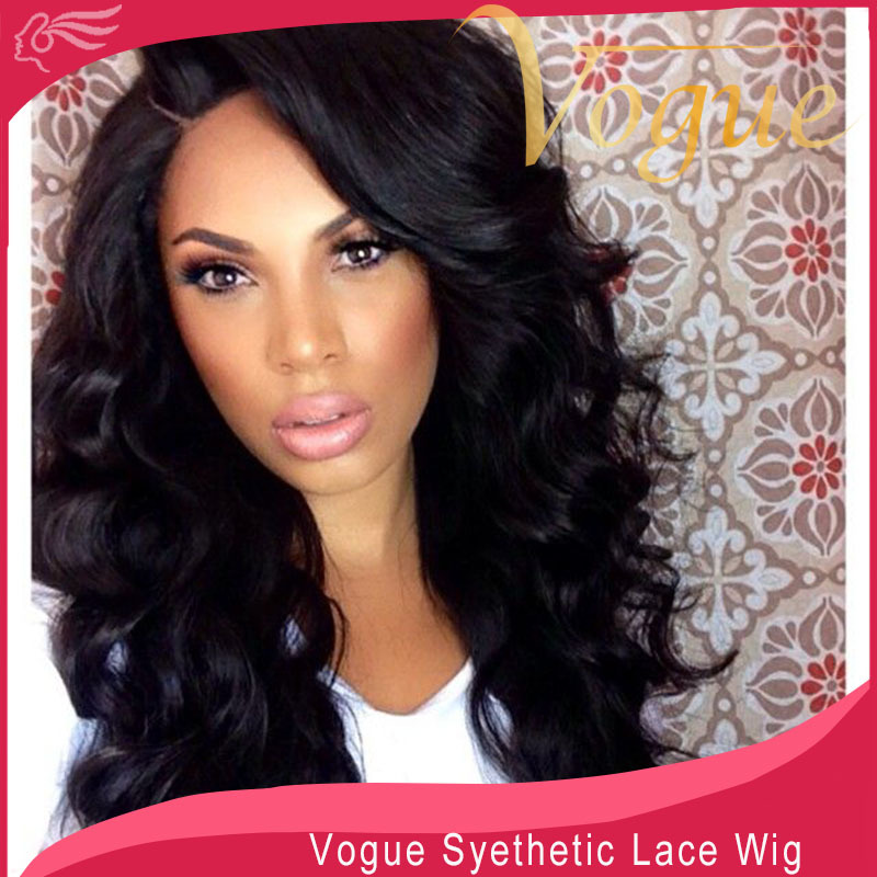 Loose curly hairstyles for black women with weave
