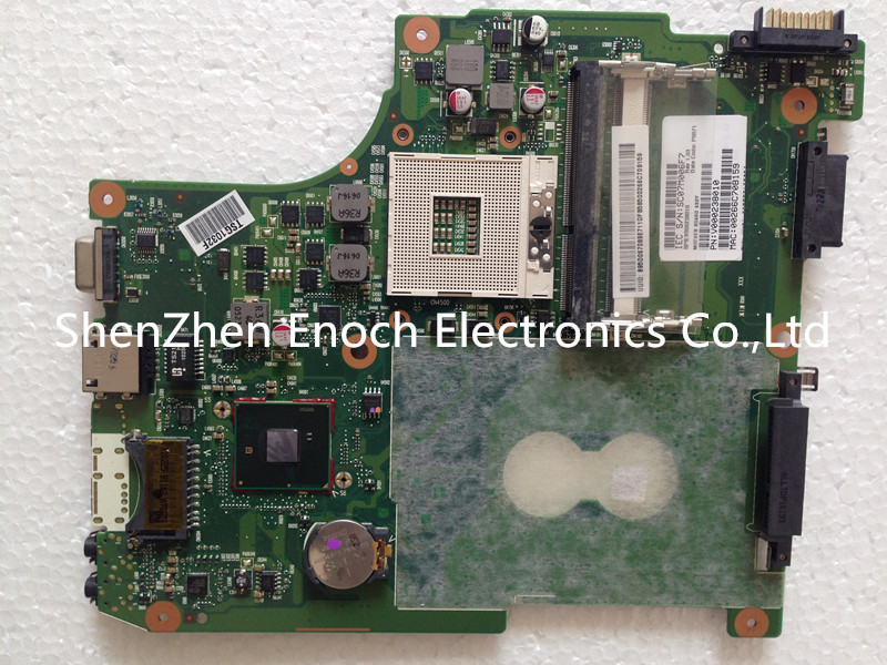 Фотография For Toshiba satellite C640  integrated laptop Motherboard,V000238010  6050A2357501-MB-A01  60days warranty