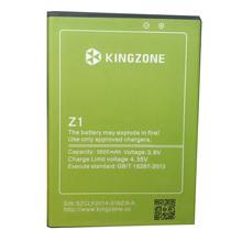 100% оригинал Kingzone Z1 сменный аккумулятор префект 3500 мАч 3.8 В батарея для Kingzone Z1 смартфон бесплатная доставка