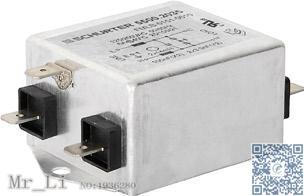 5500.2037 AC Power Line Filters 1-STAGE STD 16A FMLB(Mr_Li)<br><br>Aliexpress