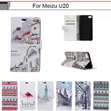 Buy EiiMoo Case Meizu Meilan U20 Case 5.5 inch Cartoon Stand Card PU Wallet leather Flip Cover Meizu Meilan U20 Phone Case for $5.89 in AliExpress store