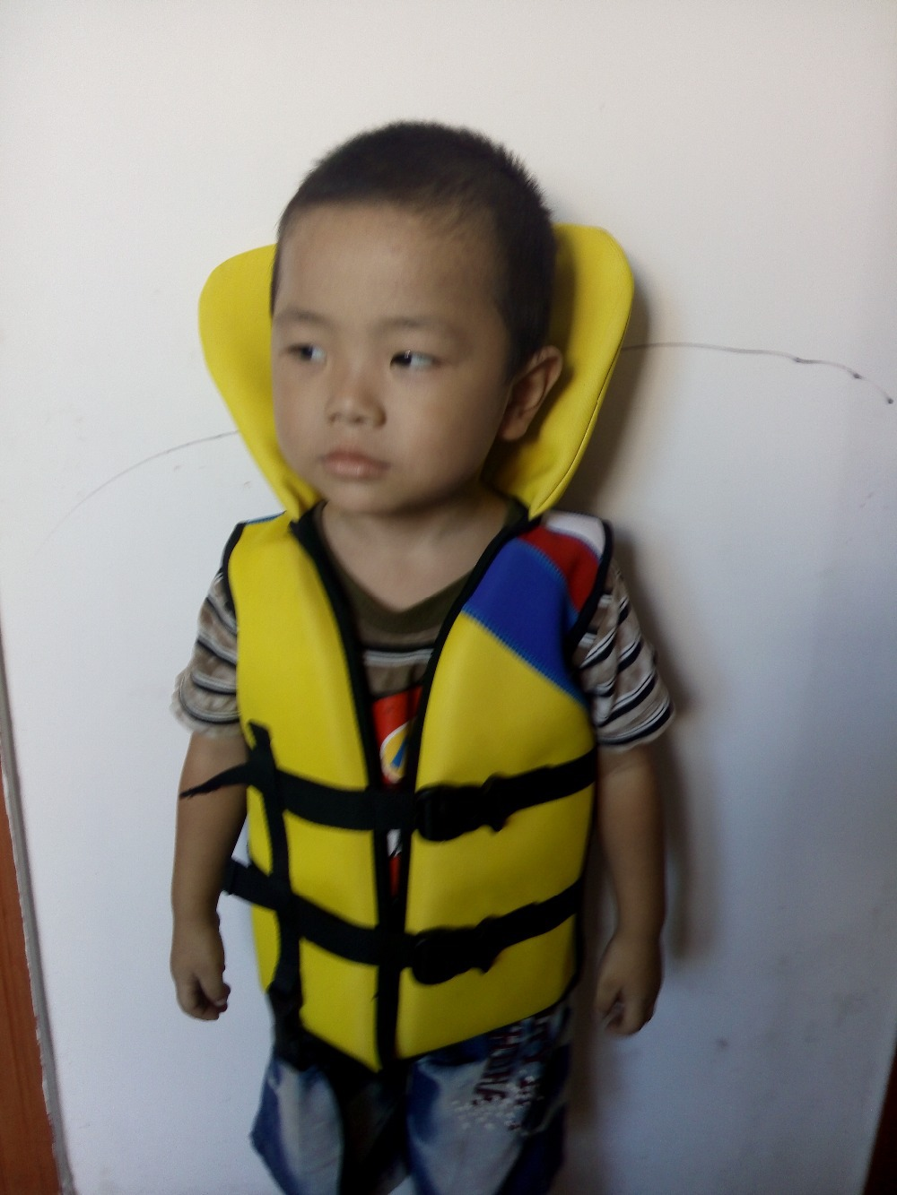 fundivers Hot Water quality kids swim vest factory direct children lifejacket(China (Mainland))