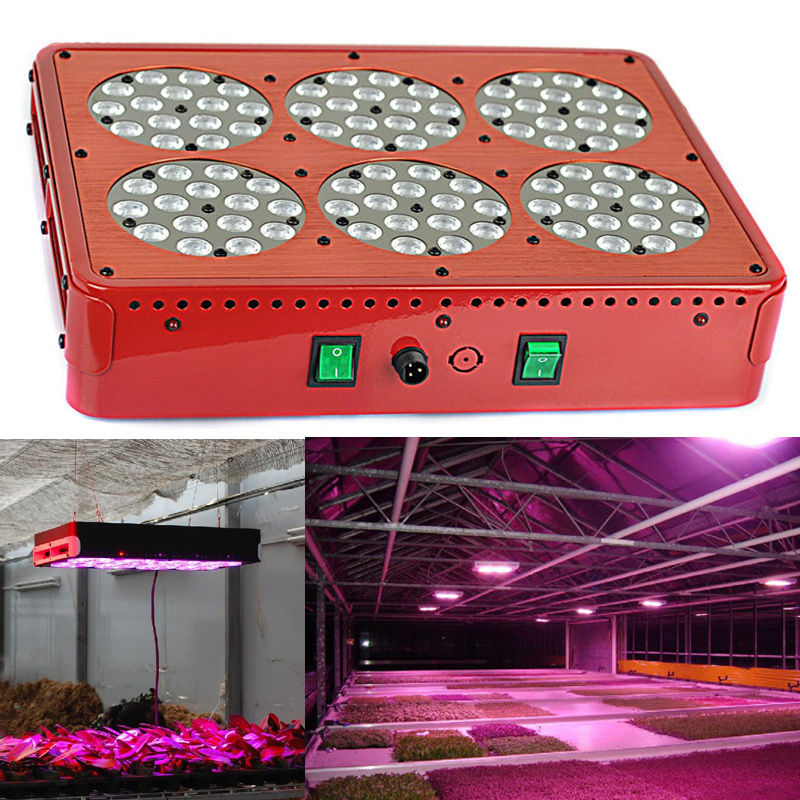 Apollo -6 270W 90 X 3W Full Spectrum Medical Flower Plant LED Grow Light Lamp(China (Mainland))