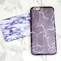 2016 Retro Stone Granite Marble Texture Pattern PC Case for iPhone 6s 6 4 7 Thin