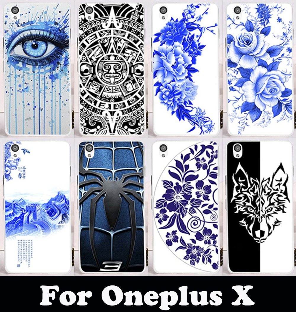 "2016 New Arrival Printing Cover For Oneplus X One Plus X 5"" OneplusX Beautiful Vintage Chinese Style Protective Phone Case(China (Mainland))"
