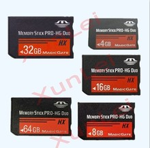 Free shipping 2015TOP MS card 4GB 8GB16GB 32GB Memory Stick Pro Duo Memory Cards for sony psp phone tablet camera(China (Mainland))