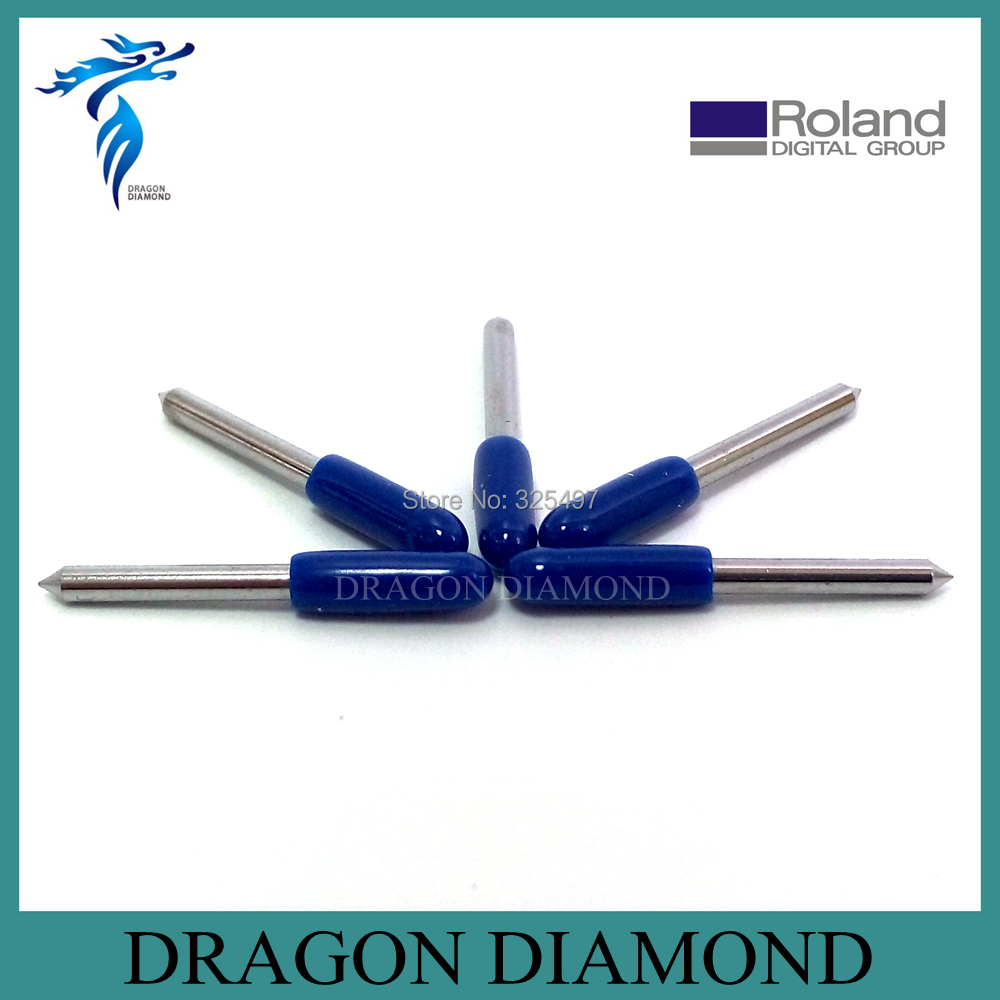 VK Tools 5PCS 30 Degree Roland GCC Liyu Rabbit Redsail Cutting Plotter Blades Vinyl Cutter Knife Free shipping(China (Mainland))