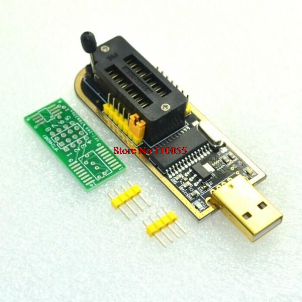 product CH341A 24 25 Series EEPROM Flash BIOS USB Programmer with Software & Driver