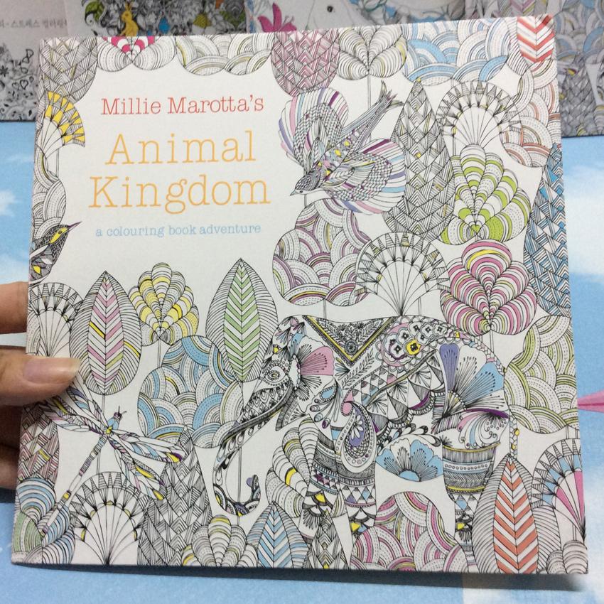 Animal Kingdom Book Art