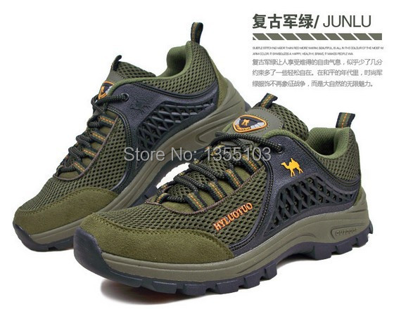 2014 New Spring Summer Autumn Unisex shoes slip-resistant breathable Outdoor Sports shoe Casual - Alpple store