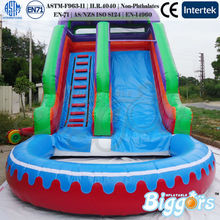 New Product Inflatable Water Slide With Pool Safely For Kids And Adults(China (Mainland))