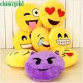 CHAMSGEND Modern Car Home Office Accessory Emoji Cute Cushion Pillow Soft Toy Birthday Gift Feb2966