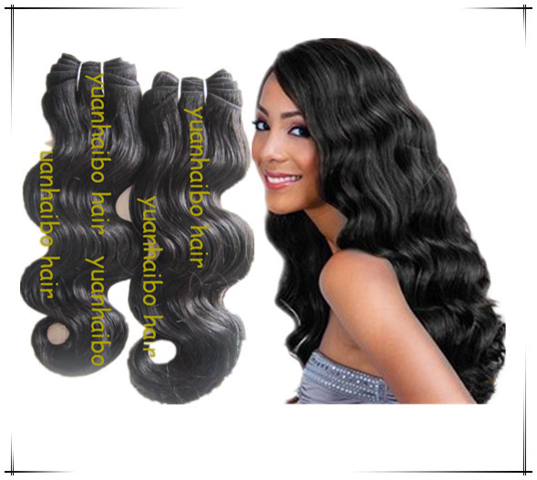 Top quality wholesale 3pcs/lot soft  virgin Malaysian remy hair cheap body wave human hair weaves for woman free shipping<br><br>Aliexpress
