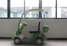 TZ-YZ-06-New designed 4 wheel electric mobility elderly scooter(China (Mainland))
