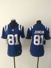 Women Lady Indianapolis s ,#12 Andrew Luck,T.Y. Hilton,Andre Johnson,Pat McAfee,Coby Fleener,Frank Gore,camouflage(China (Mainland))