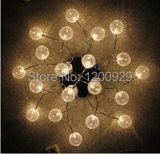 Buy hot selling large aluminium balls chandelier famous design pendant lamps - Lampadari di design sospensione ...