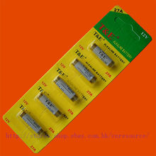 5 x 27A MN27 12V Alkaline Battery