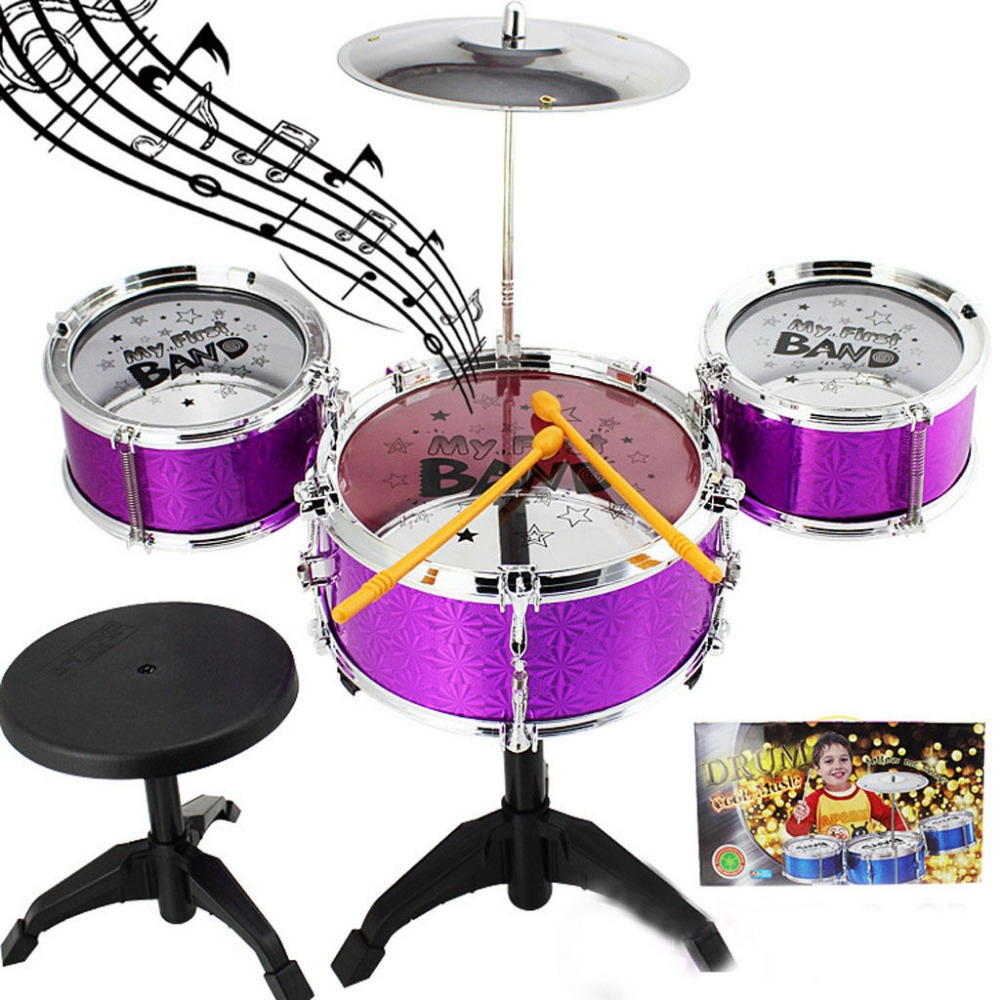 Fisher Price Drum Set All About Fish