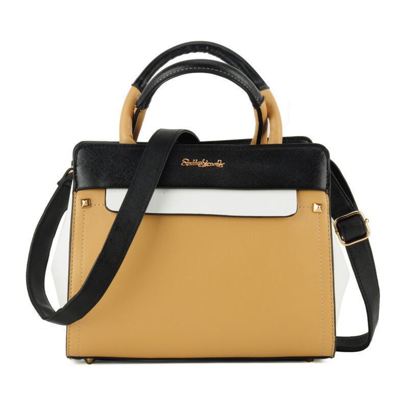 2016 New Famous Designer Brand Handmade Patchwork Handbags Women Luxury PU Leather Shoulder Crossbody Bags Bolsos Mujer<br><br>Aliexpress