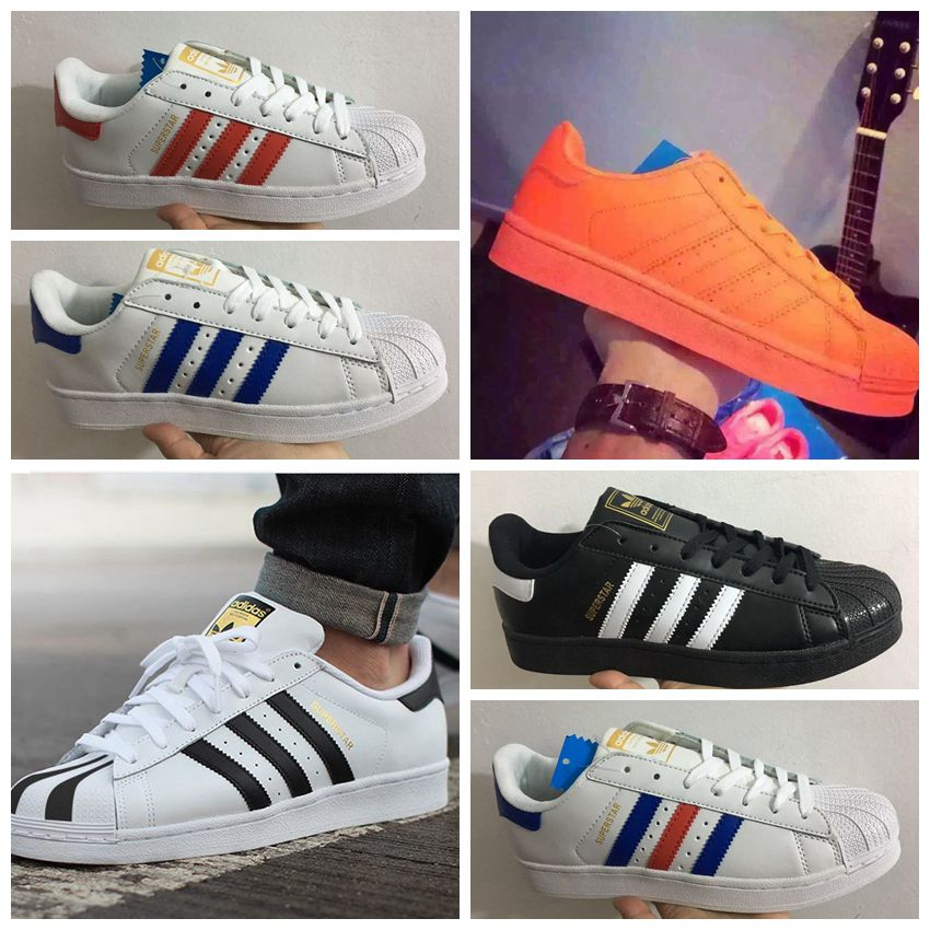 HOT SALE 2016 Autumn/winter New Style Men and Women Unisex Casual SHOES GOLD and black White zapatos 36-44