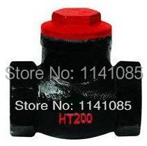 DN40 H44T/W/X-10/10Q/16/16Q Check valve Sand cast iron(China (Mainland))