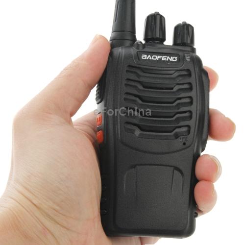 BAOFENG BF 888S Portable CB Radio Walkie Talkie Retevis VHF UHF 5W 16CH Two Way Radio