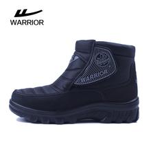 Nuevo 2016 invierno caliente Al Aire Libre zapatos para hombres de las mujeres botas de nieve Del Tobillo de algodón acolchado impermeable de tela oxford grande más tamaño(China (Mainland))