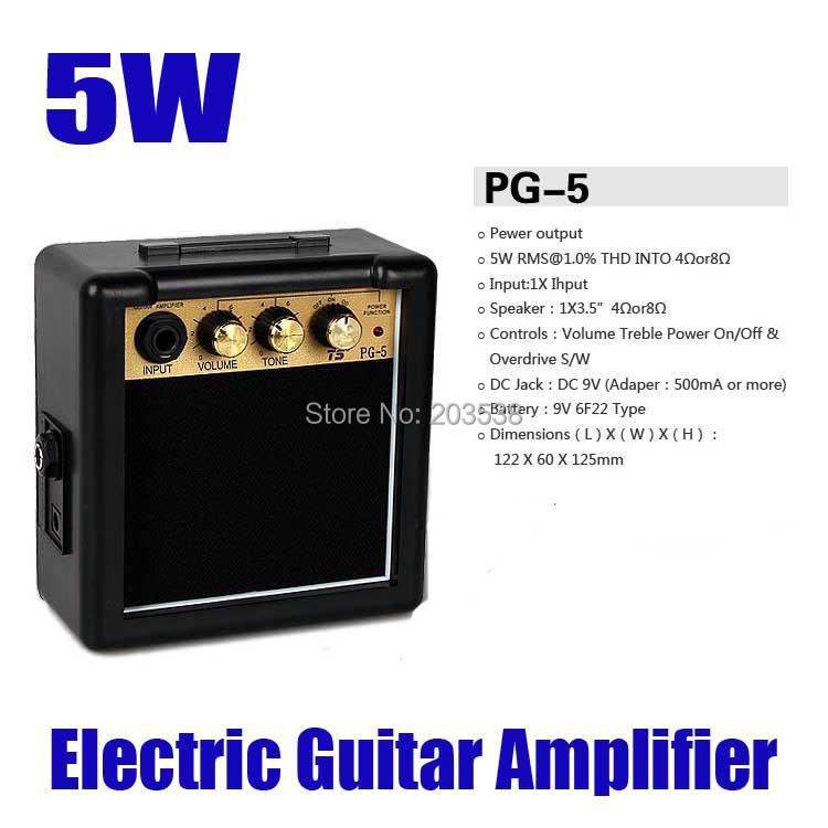 buy free shipping 9v battery dc jack mini electric guitar amp power amplifier. Black Bedroom Furniture Sets. Home Design Ideas
